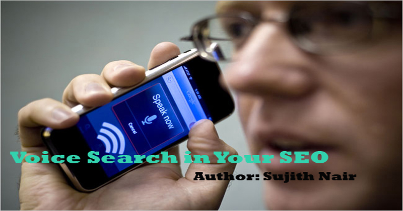 Voice Search in SEO-Eazywalkers